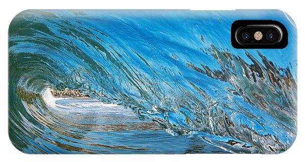 Blue Glass IPhone Case