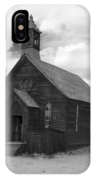 Bodie Church IPhone Case