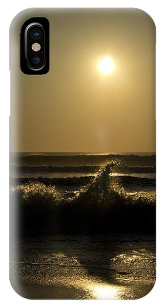 Breaking Waves IPhone Case
