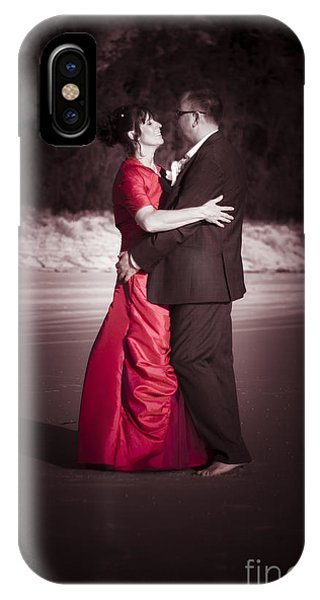 Bridal iPhone Case - Bride And Groom Dancing by Jorgo Photography - Wall Art Gallery