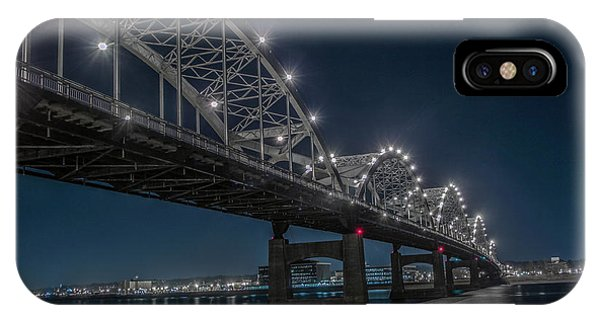 Bridge Lights IPhone Case