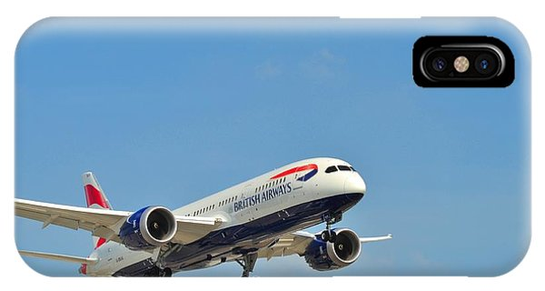 British Airways IPhone Case