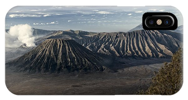 Bromo Mountain IPhone Case