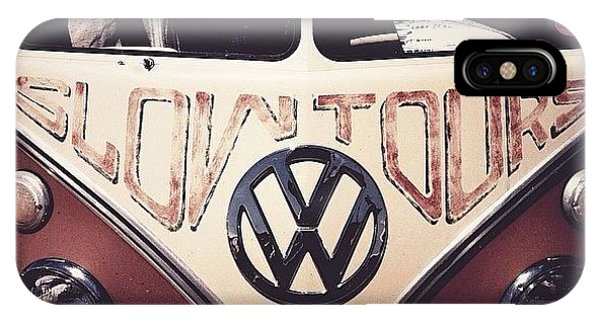 Volkswagen Bus iPhone Case - #bugorama #2014 #vw #volkswagen #bus by Exit Fifty-Seven