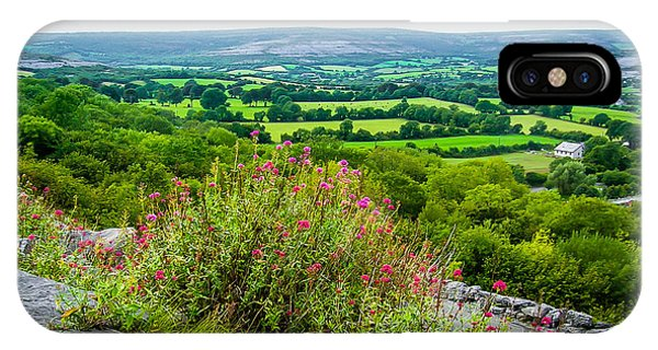 Burren National Park's Lovely Vistas IPhone Case