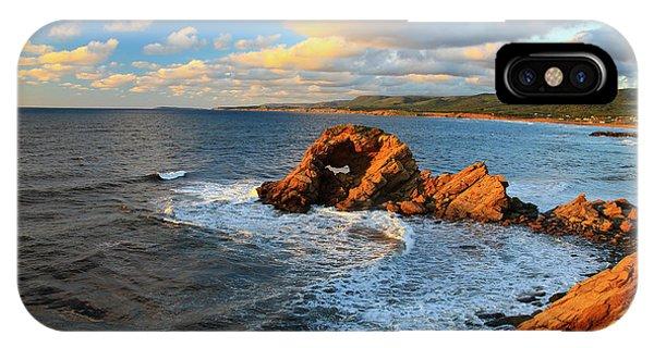 Canada, Nova Scotia, Cabot Trail Phone Case by Patrick J. Wall