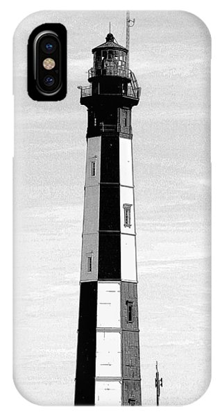 Cape Henry Lighthouse  IPhone Case