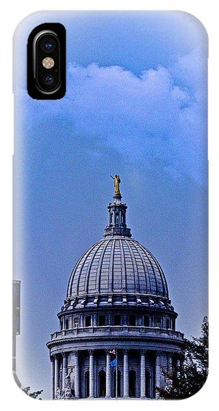 Capitol IPhone Case