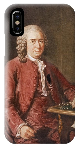 Carl Von Linne Known As Linnaeus Phone Case by Mary Evans Picture Library