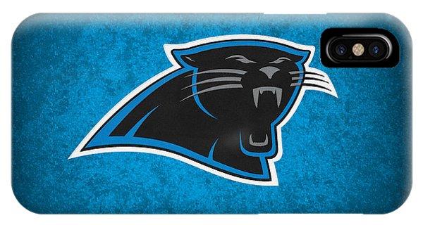 Carolina Panthers IPhone Case