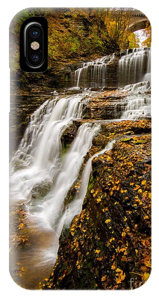 Cascadilla Gorge IPhone Case