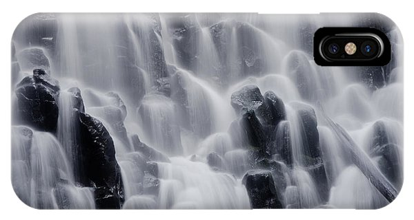 The Land Of Tumbling Waters IPhone Case