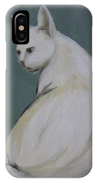 Cat 2014 Phone Case by Maria Melenchuk
