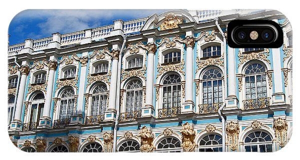 Catherine's Palace IPhone Case