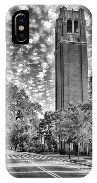 IPhone Case featuring the photograph Century Tower  by Howard Salmon