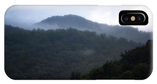 Cherokee Mountains IPhone Case