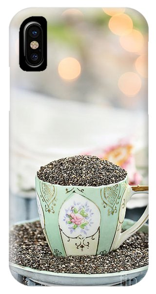 Chia Seeds IPhone Case