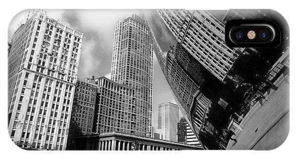 Chicago Architecture IPhone Case