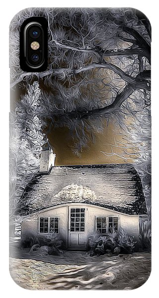 Children's Cottage IPhone Case