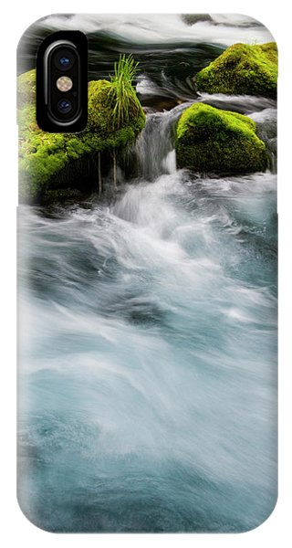 Chile South America Moss-covered Phone Case by Scott T. Smith