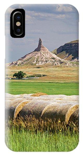 Chimney Rock IPhone Case