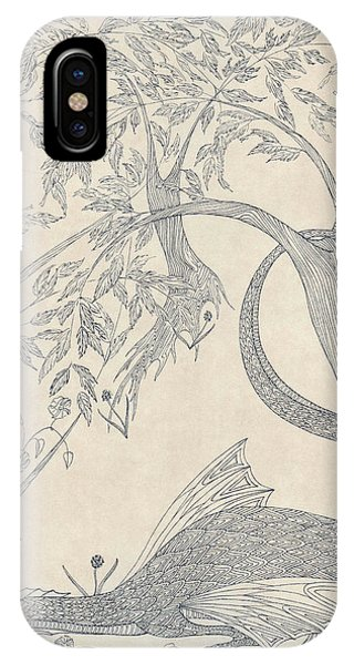 China The Dragon IPhone Case