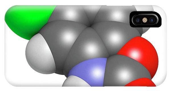 Chlorzoxazone Muscle Relaxant Drug Phone Case by Molekuul