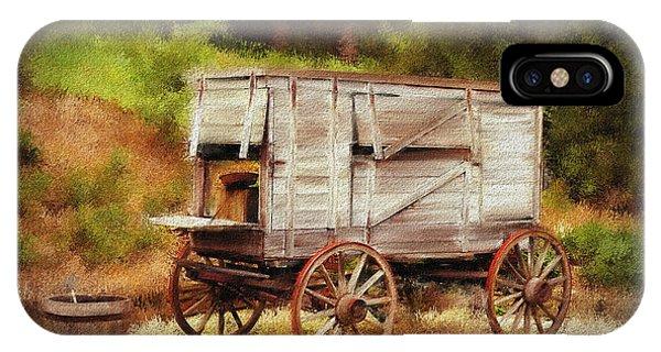 Chuck Wagon IPhone Case