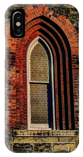 Churches On Church Street IPhone Case