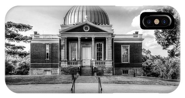 Cincinnati Observatory IPhone Case