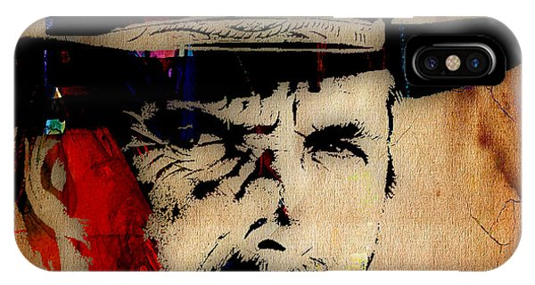 Clint Eastwood Collection IPhone Case