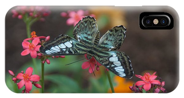 IPhone Case featuring the photograph Clipper Butterfly 6150-052513-1cr by Tam Ryan
