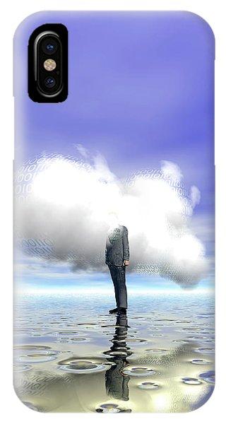 Cloud Computing IPhone Case