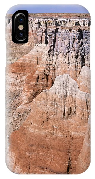 Coal Mine Canyon 1-v IPhone Case