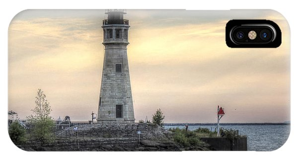 Coastguard Lighthouse IPhone Case