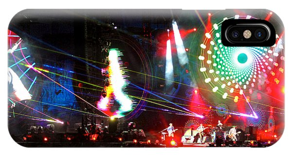 Coldplay - Sydney 2012 IPhone Case