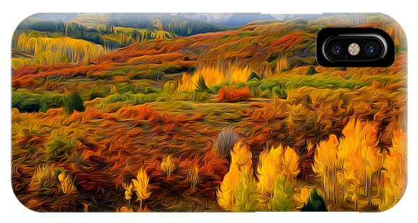 Colorful Colorado At It's Best IPhone Case
