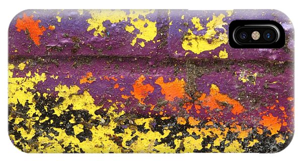 Colorful Wall IPhone Case