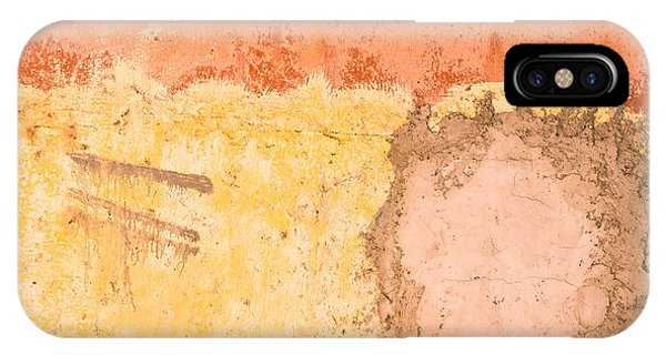 Cement iPhone Case - Colorful Wall by Tom Gowanlock