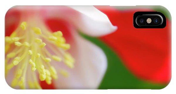 Aquilegia iPhone Case - Columbine (aquilegia Sp.) by Maria Mosolova/science Photo Library