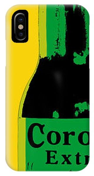 Corona IPhone Case