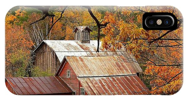 Country Living Phone Case by Janet Moss
