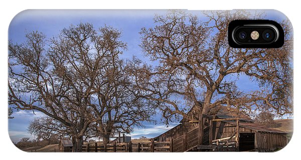 Cripple Creek Barn IPhone Case