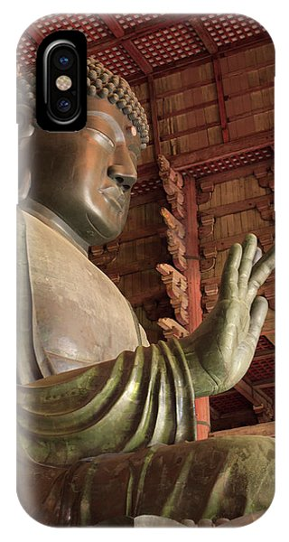 Daimonji Temple In Nara, Japan Is Home Phone Case by Paul Dymond