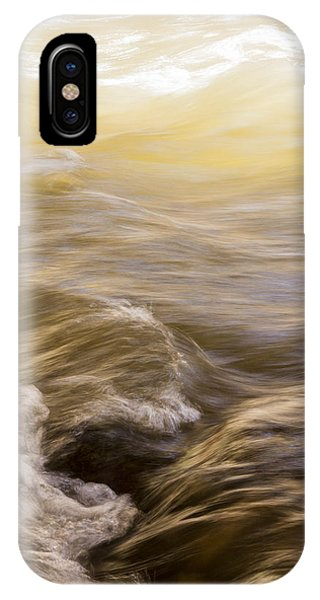 Dance Of Water And Light IPhone Case