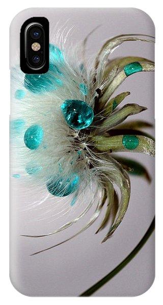 Dandelion Blues IPhone Case