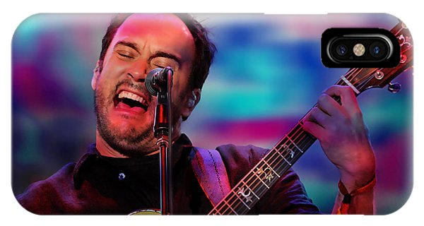 Dave Matthews IPhone Case
