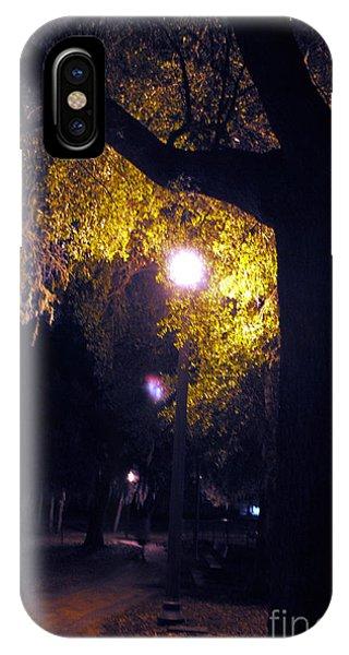 Davenport At Night IPhone Case