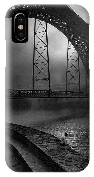 Iron iPhone Case - Dawn - My Mists ! by Fernando Jorge Gon?alves