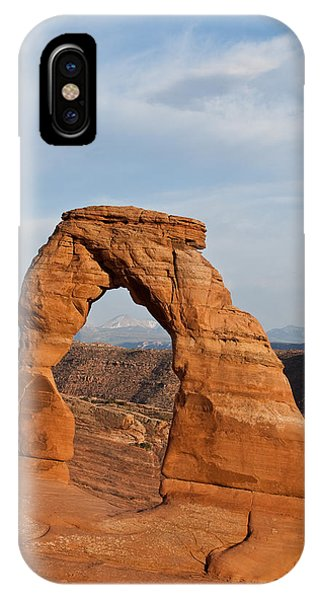 Delicate Arch At Sunset IPhone Case